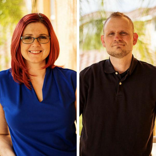 Kimberly & Johnathan Vargo Headshot