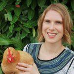 Sarah Cook | Sustainable Cooks Headshot