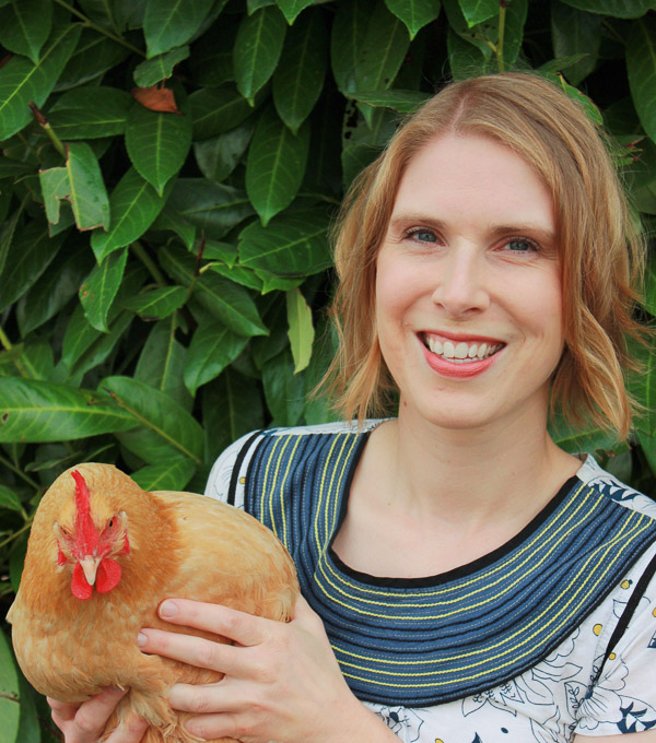 Sarah Cook | Sustainable Cooks Headshot